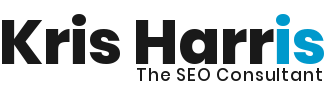 Kris Harris - The SEO Consultant Logo
