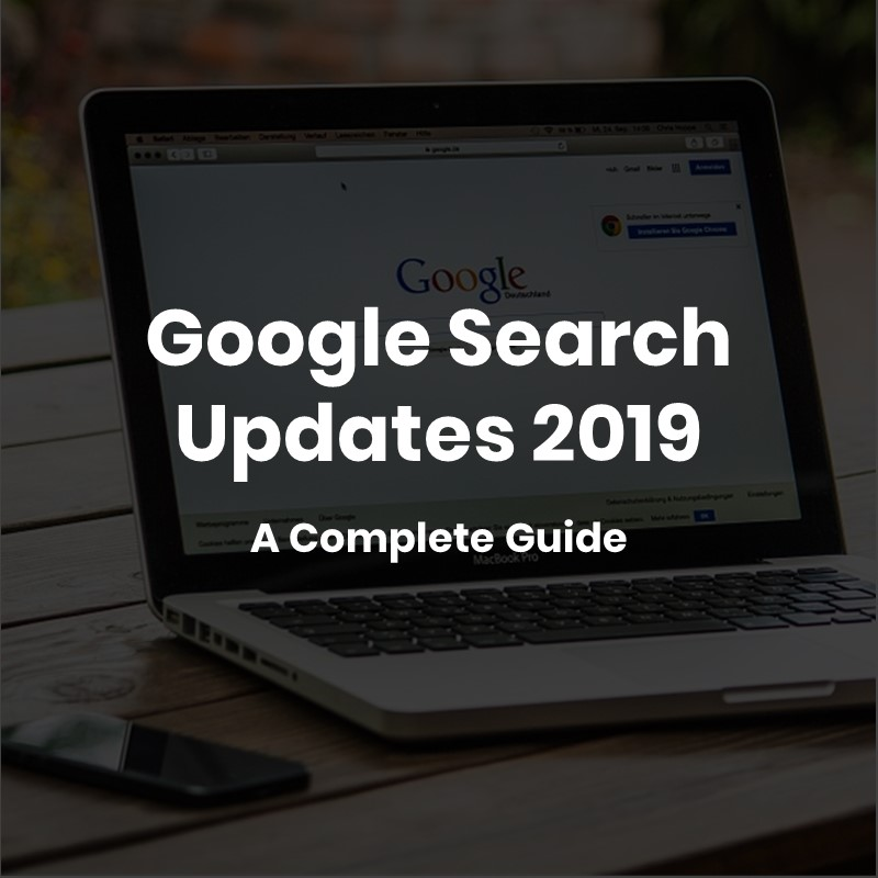 Google Search Updates - 2019